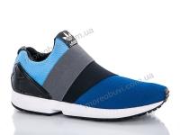 A adidas flex резинка blue