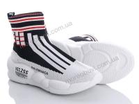 Ботинки вязаный черный