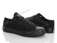 Converse черный низкие