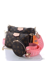 LV Rianna brown-pink